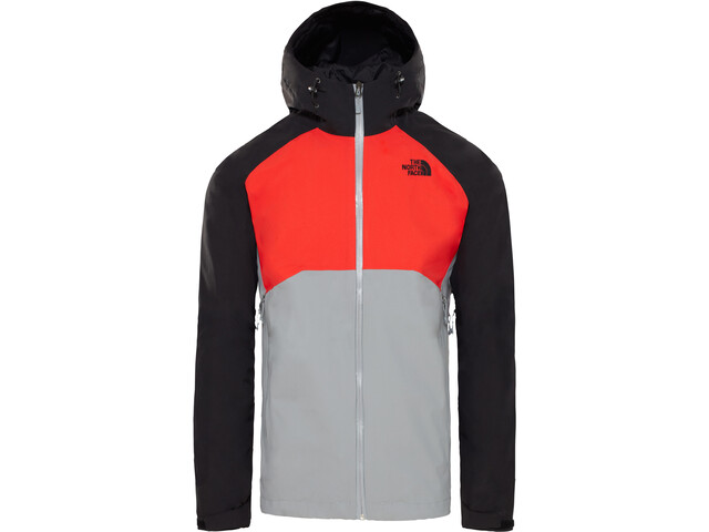 8d1d523cb4dc ... The North Face Stratos - Veste Homme - gris rouge. The ...